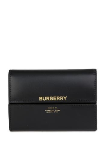 Burberry black Burberry Bifold Wallet 9CC5BAC71675A0GS_1
