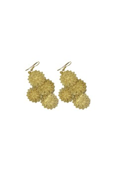 Octopetala Earrings