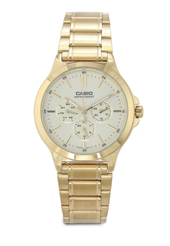 Casio gold Casio MTP-V300G-9AUDF Watch 3CB7BACFE0C788GS_1