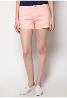 5-Pocket Colored Shorts