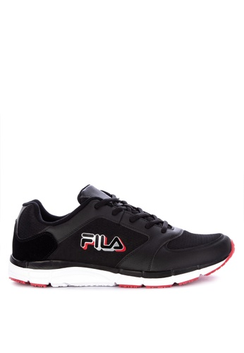 Fila black Access Running Shoes F9464SHB779DD2GS_1