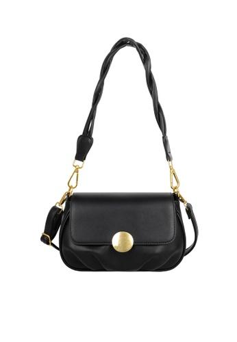 Twenty Eight Shoes Stylish Faux Leather Crossbody Bag DP0072 790B8AC74668AEGS_1