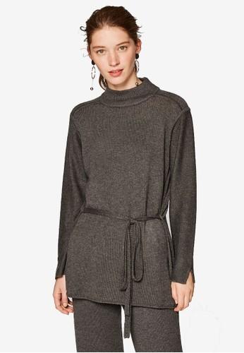 ESPRIT grey Long Sleeve Jumper 69F8EAA86463F4GS_1