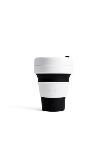 Stojo stojo pocket cup 12oz / 355ml, Black 76101HL01C1A4AGS_1