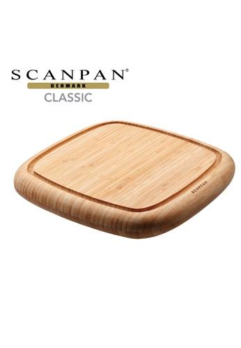SCANPAN SCANPAN Classic Bamboo 30cm x 30cm Chopping Board 8BD83HLDFE345FGS_1