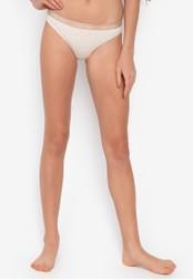Calvin Klein beige Carousel Bikini 60100US6514E39GS_1