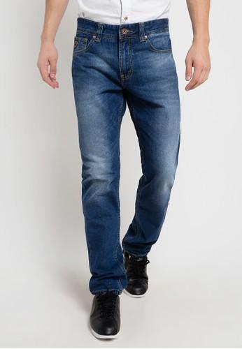 Lois Jeans blue Long Pant Denim LO391AA0UJN7ID_1