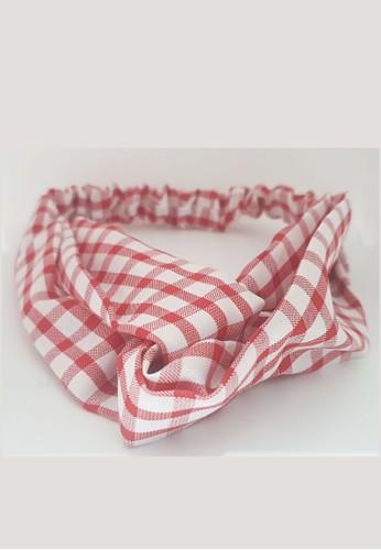 San Marco beige Twisted Headband Gyve  Beige 4CF6ABE2AEBF39GS_1