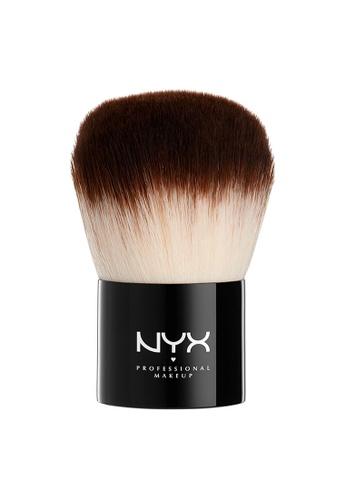 NYX Professional MakeUp NYX PROFESSIONAL MAKEUP Pro Brush - Kabuki NY716BE0SIB9MY_1