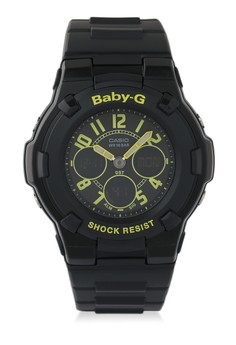 Image of Casio Baby-G Watch Bga-117-1B3Dr