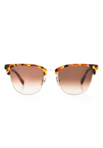 Marshall Eyewear brown Jack Havana MA266AC80OVZSG_1
