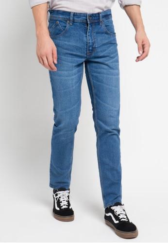 Tolliver blue Slim Fit Jeans TO631AA0UPEGID_1