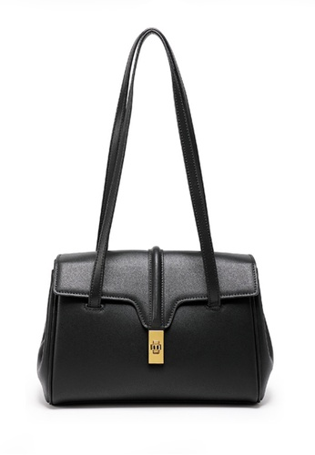Twenty Eight Shoes black VANSA Nappa Leather Handle Single shoulder Bag VBW-Hb8180L B98B9AC2AB8F20GS_1