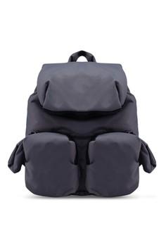 尼龍休閒後背小包