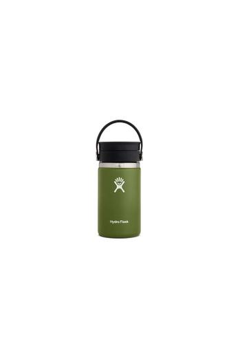 Hydro Flask green Hydro Flask 12 oz Wide Mouth w/ Flex Sip Lid - Olive (354ml) FF93FAC99BFA49GS_1