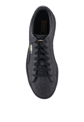 6b2e47da191 Buy Puma Select Basket Ostrich Shoes Online