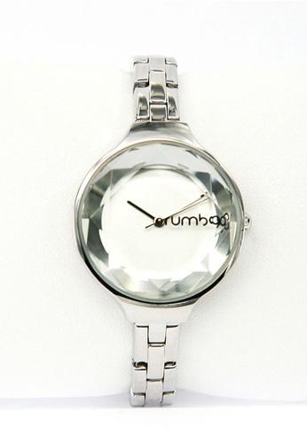 RumbaTime silver Rumbatime Orchard Gem Stainless Steel Silver RU023AC2VN2GHK_1