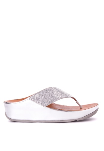 f29b3445998a48 Shop Fitflop Crystall Sandals Online on ZALORA Philippines