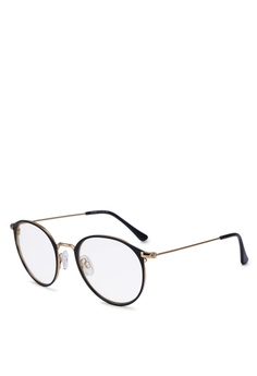 b33b6af6b5 Privé Revaux black The Rand Sunglasses 5F8BDGLD1B23C7GS 1