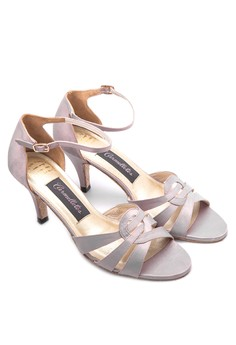 Ankle Strap Dancing Shoes High Heels
