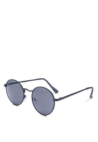 Rubi black Emmi Metal Frame Sunglasseses 48458GL1C6BF35GS_1