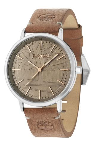Timberland brown Timberland Plaistow 3 Hands Men TBL.15271JS/13 TI063AC0SI4QMY_1