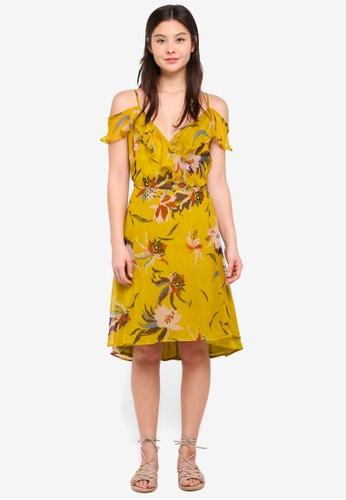 MbyM yellow Jayda Dress B4DCDAA55302ABGS_1