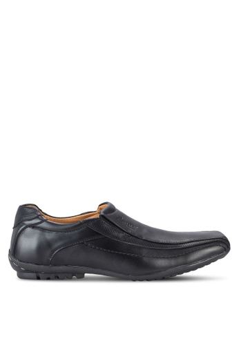 Louis Cuppers black Business Loafers LO977SH41AWSMY_1