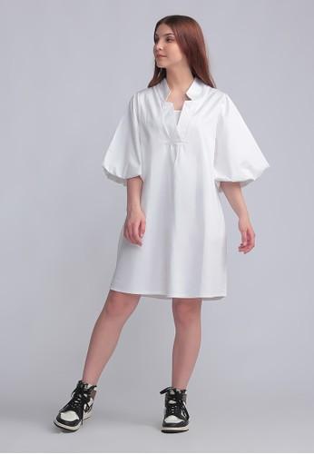 Veyl white Lola Dress EBAF6AA4488CA6GS_1