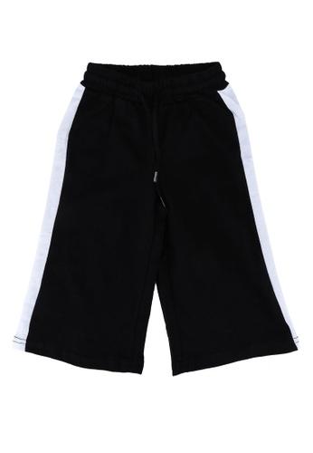 FOX Kids & Baby black Kids Girls Pants EFF73KAB1EB194GS_1