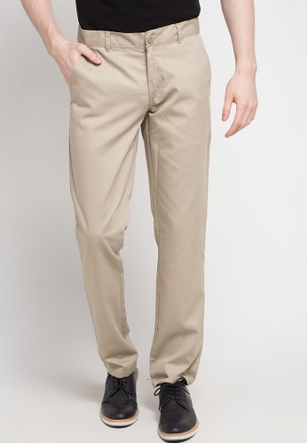 Tolliver beige Long Pants Chinos D5ADAAA64B5317GS_1