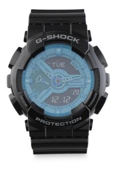 Image of Casio G-Shock Watch Ga-110B-1A2Dr