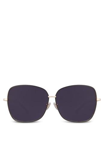 Oscar 細框zalora 評價太陽眼鏡, 飾品配件, 方框