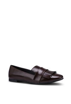 213a66cbd3d 10% OFF Something Borrowed Fringe Loafers Php 999.00 NOW Php 899.00 Sizes 39