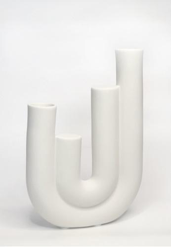 Your Lagom white Pipes Vase 8F783HLDBE7DE5GS_1