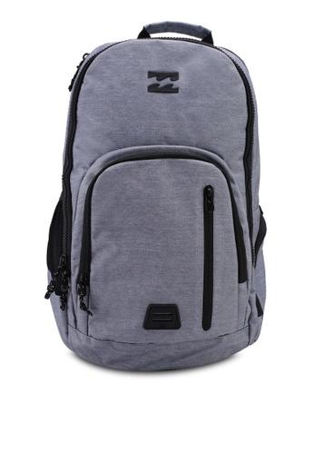 Billabong Grey Command Backpack 285d8ac3c7a7d7gs 1