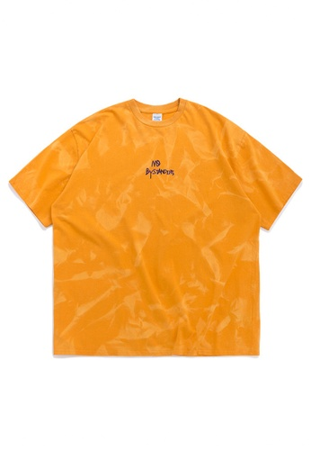HAPPY FRIDAYS Tie-Dyed Oversize T-Shirt 1101S20 CD7DAAA4C70E14GS_1