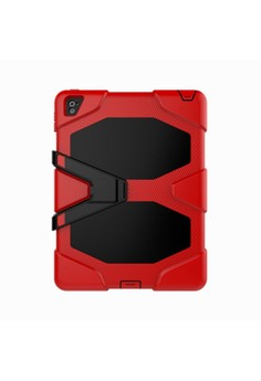 eavy Duty Hybrid Shockproof Case with Stand for Apple iPad Pro 9.7