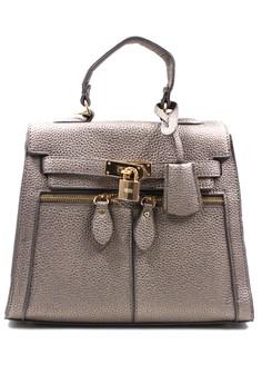 Gabanna Hand Bag with Sling