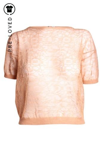 Dries Van Noten pink Pre-Loved dries van noten Pink Top 2BECBAA29B28C6GS_1