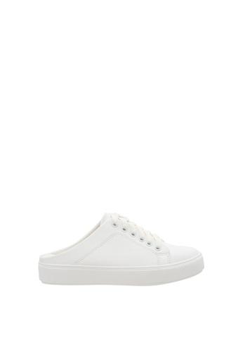 SEMBONIA white Women Synthetic Leather Sneaker DD8D7SH30C474BGS_1