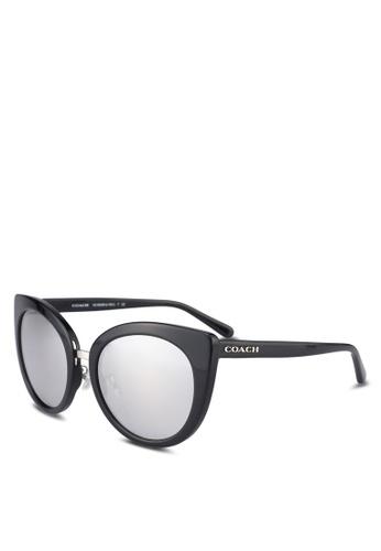 ec63933afb64 Buy Coach Coach Poppy HC8225D Sunglasses Online | ZALORA Malaysia