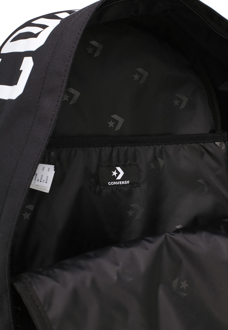ad6bed4fc29d ... Converse Converse Friday Star Black All Black Converse Backpack Street  22L qYqwzBr