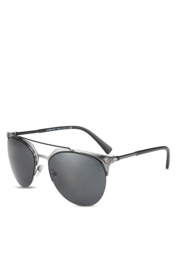 Versace black Versace VE2181 Sunglasses VE417GL0RLXZMY_1