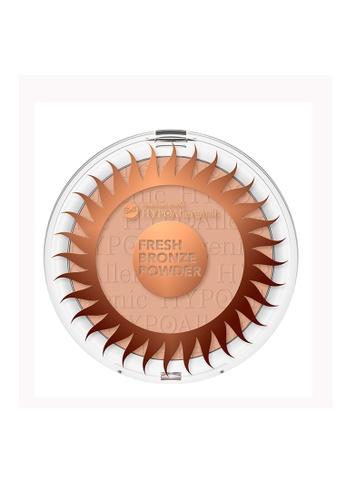 BELL HYPOALLERGENIC brown Bell Hypoallergenic Fresh Bronze Powder 01 Sunkiss Bronze 7878FBE4F5F23AGS_1