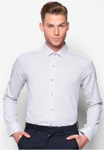 基本款長袖襯衫, esprit門市服飾, 襯衫