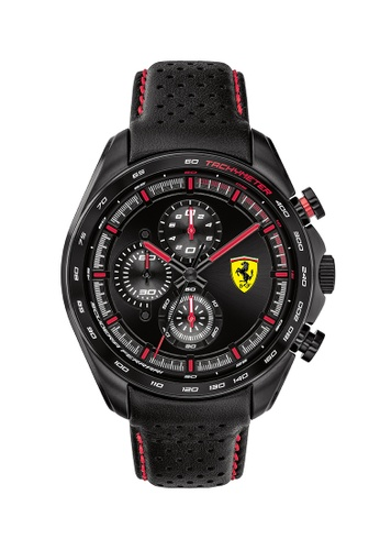 Scuderia Ferrari black Scuderia Ferrari Speedracer Black Men's Watch (830647) AF75EACE78F4F4GS_1