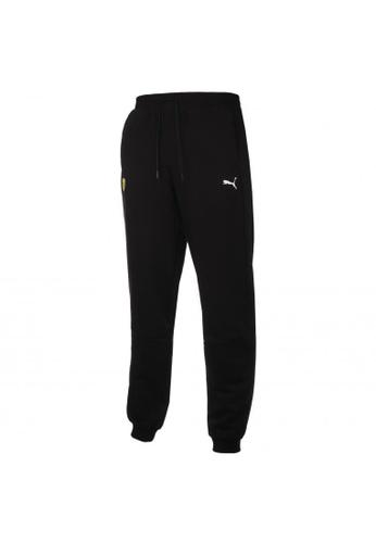 PUMA black Scuderia Ferrari Men's Sweat Pants 043B7AA8D7AA84GS_1