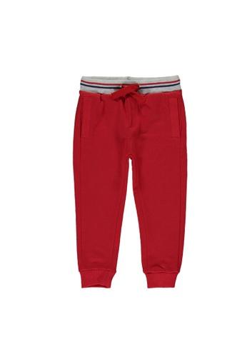 LC Waikiki black Baby Boy's Sweatpants 68E07KAF963146GS_1