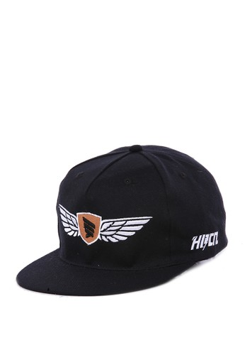 HRCN black HRCN WING SHIELD 05C65AC8A8BB6EGS_1